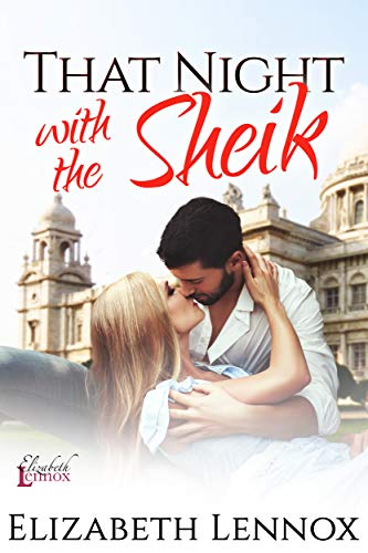 That Night with the Sheik (The Diamond Club Book 9)  Elizabeth Lennox