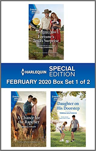 Harlequin Special Edition February 2020 - Box Set 1 of 2  Stella Bagwell , Brenda Harlen, et al.