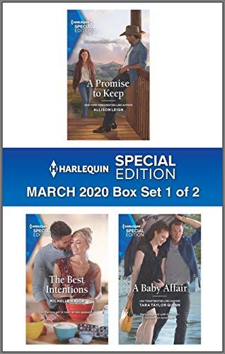 Harlequin Special Edition March 2020 - Box Set 1 of 2  Diana Palmer, Michelle Major, et al.