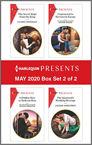 Harlequin Presents - May 2020 - Box Set 2 of 2  Clare Connelly , Dani Collins, et al.