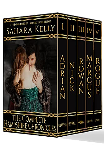 The Complete Hampshire Chronicles  Sahara Kelly