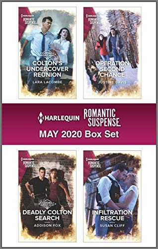 Harlequin Romantic Suspense May 2020 Box Set  Lara Lacombe , Addison Fox, et al.