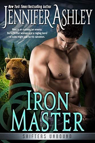 Iron Master (Shifters Unbound Book 12)  Jennifer Ashley