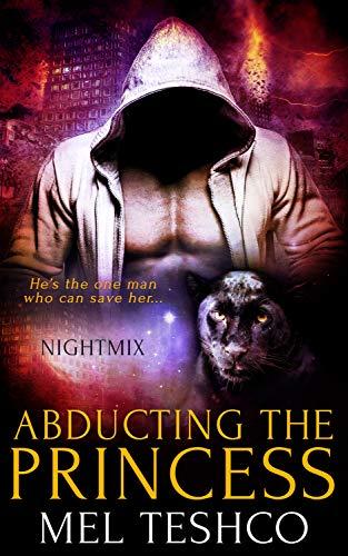 Abducting the Princess (Nightmix Book 2)  Mel Teshco