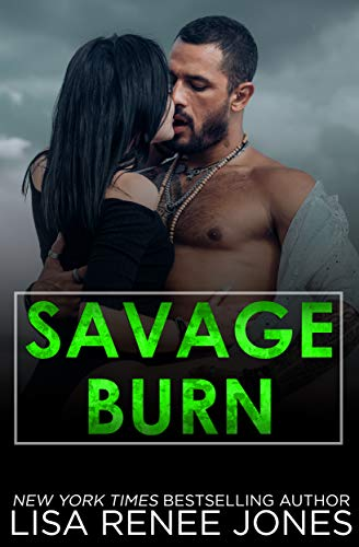 Savage Burn (Savage Trilogy Book 2)  Lisa Renee Jones