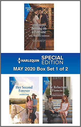 Harlequin Special Edition May 2020 - Box Set 1 of 2 Nancy Robards Thompson , Joanna Sims, et al.