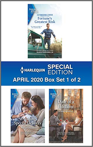 Harlequin Special Edition April 2020 - Box Set 2 of 2  Stella Bagwell , Tara Taylor Quinn, et al.