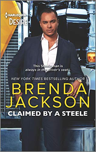 Claimed by a Steele: A Sexy Contemporary Billionaire Romance (Forged of Steele Book 13)  Brenda Jackson