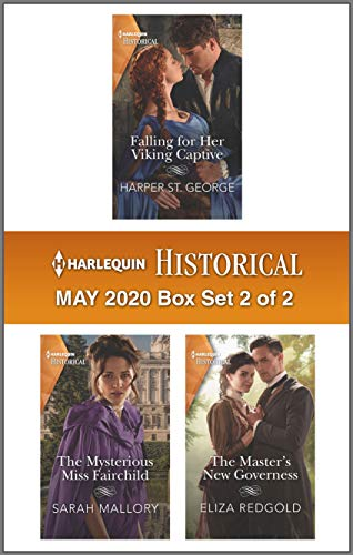 Harlequin Historical May 2020 - Box Set 2 of 2 Harper St. George, Sarah Mallory, et al.