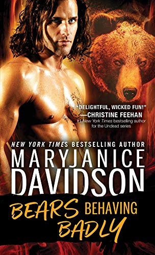 Bears Behaving Badly (BeWere My Heart Book 1)  MaryJanice Davidson