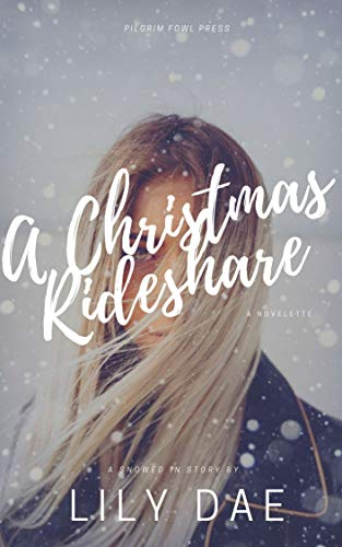 A Christmas Rideshare: a snowed in love story Lily Dae