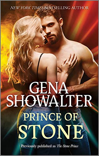 Prince of Stone (Imperia Book 1)- REISSUE  Gena Showalter