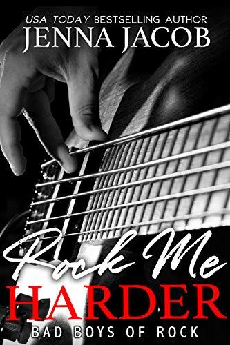 Rock Me Harder (Licks of Leather Book 2)  Jenna Jacob