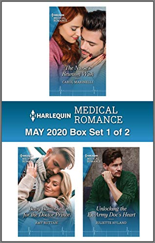 Harlequin Medical Romance May 2020 - Box Set 1 of 2  Amy Ruttan, Juliette Hyland , et al.