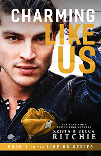 Charming Like Us (Like Us Series: Billionaires & Bodyguards Book 7)  Krista Ritchie