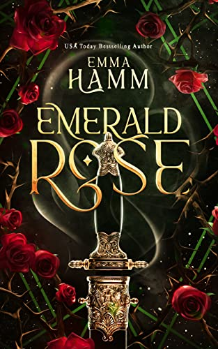 Emerald Rose (Celestials Book 2)  Emma Hamm