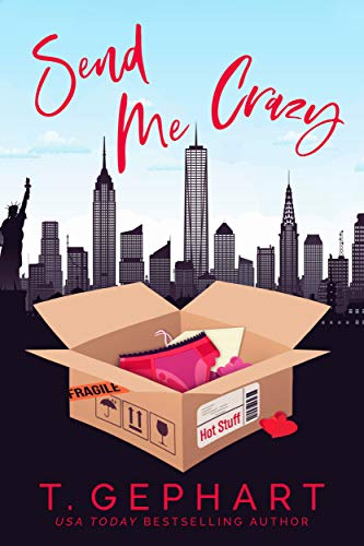 Send Me Crazy (Hot in the City Book 1)  T Gephart