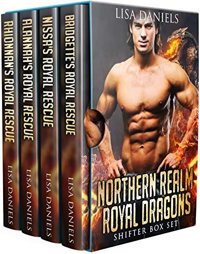 Northern Realm Royal Dragons: Shifter Box Set Lisa Daneils