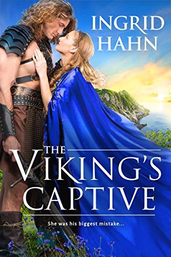 The Viking's Captive  Ingrid Hahn
