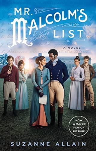 Mr. Malcolm's List Suzanne Allain