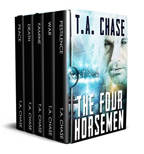 The Four Horsemen: A Box Set T.A. Chase