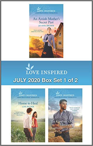 Harlequin Love Inspired July 2020 - Box Set 1 of 2: An Anthology Jo Ann Brown, Lois Richer , et al.