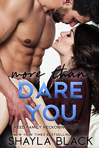 More Than Dare You (More Than Words Book 6) Shayla Black