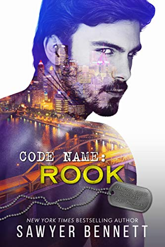 Code Name: Rook (Jameson Force Security Book 6) Sawyer Bennett