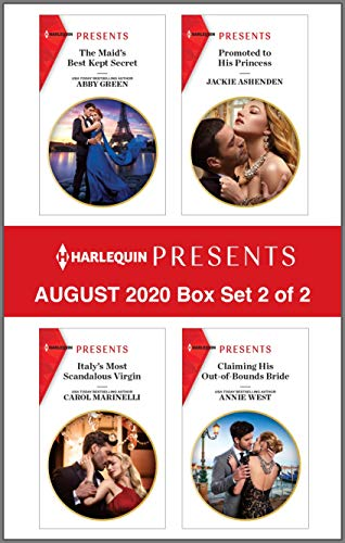 Harlequin Presents - August 2020 - Box Set 2 of 2 Abby Green, Carol Marinelli, et al.