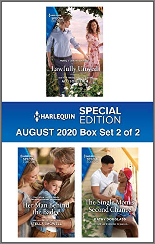Harlequin Special Edition August 2020 - Box Set 2 of 2 Stella Bagwell , Allison Leigh, et al.