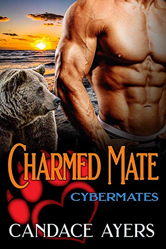 Charmed Mate (Cybermates Book 2)  Candace Ayers