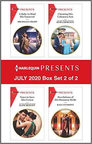 Harlequin Presents - July 2020 - Box Set 2 of 2 Michelle Smart, Kate Hewitt, et al.