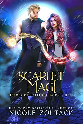Scarlet Magi (Heroes of Falledge Book 3)  Nicole Zoltack