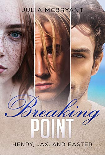 Breaking Point (Henry, Jax, and Easter): A Gay MMF Menage   Julia McBryant