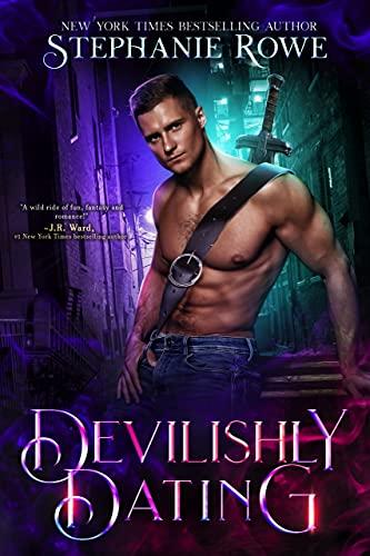 Devil's Curse (Immortally Cursed #3)  Stephanie Rowe and S.A. Bayne