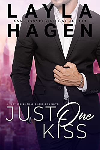 Just One Kiss  Layla Hagen