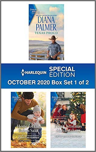 Harlequin Special Edition October 2020 - Box Set 1 of 2 Diana Palmer, Christine Rimmer, et al.
