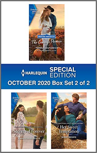 Harlequin Special Edition October 2020 - Box Set 2 of 2 Teresa Southwick , Marie Ferrarella, et al.