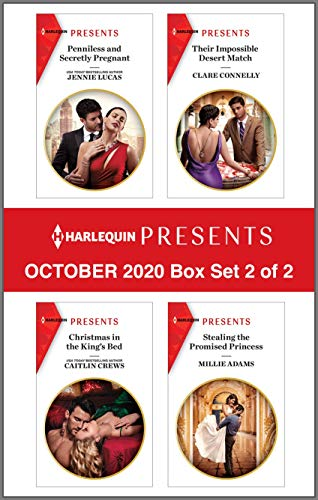 Harlequin Presents - October 2020 - Box Set 2 of 2 Jennie Lucas, Caitlin Crews, et al.