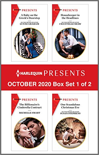 Harlequin Presents - October 2020 - Box Set 1 of 2 Lynne Graham , Michelle Smart, et al.