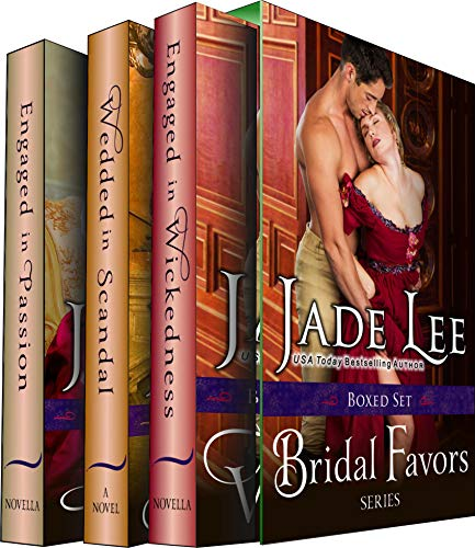 Bridal Favors Series Boxed Set (Three Historical Romance Novels in One)  Jade Lee