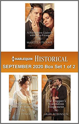 Harlequin Historical September 2020 - Box Set 1 of 2 Marguerite Kaye, Liz Tyner, et al.