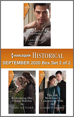 Harlequin Historical September 2020 - Box Set 2 of 2 Lara Temple , Jenni Fletcher, et al.