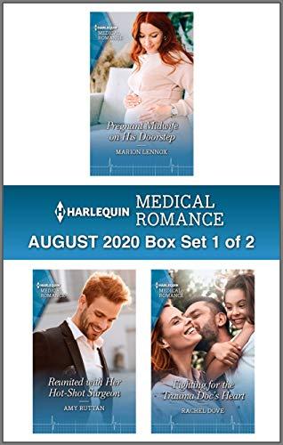 Harlequin Medical Romance August 2020 - Box Set 1 of 2 Marion Lennox, Amy Ruttan, et al.