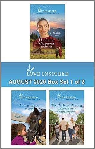 Harlequin Love Inspired August 2020 - Box Set 1 of 2: An Anthology Leigh Bale , Jill Lynn, et al