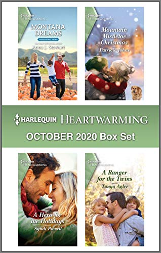 Harlequin Heartwarming October 2020 Box Set Anna J. Stewart, Patricia Johns, et al