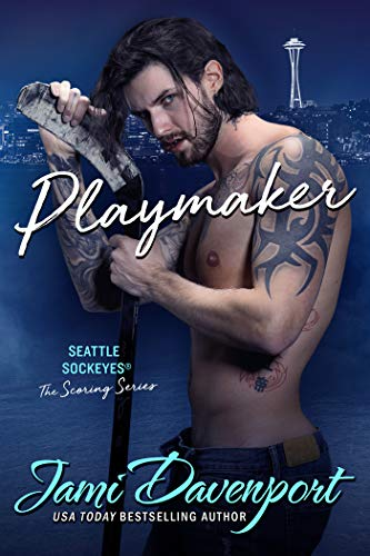 Playmaker: A Seattle Sockeyes Puck Brothers Novel (The Scoring Series Book 3) Jami Davenport
