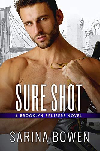 Sure Shot: A Hockey Romance  Sarina Bowen