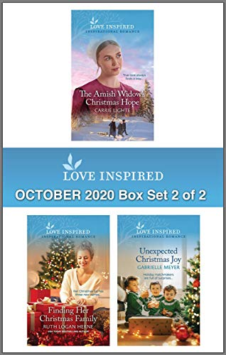 Harlequin Love Inspired October 2020 - Box Set 2 of 2: An Anthology Carrie Lighte, Ruth Logan Herne , et al.