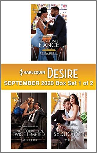 Harlequin Desire September 2020 - Box Set 1 of 2 Naima Simone, Karen Booth , et al.